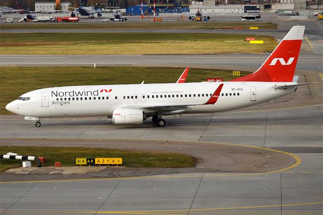 Serbia News - Page 40 Nordwind_Airlines%252C_VP-BSZ%252C_Boeing_737-8ME_%252844946275404%2529