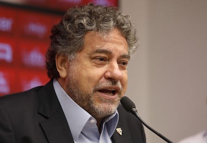 Casares fecha com diretor da base do Athletico e exige 20% de corte em departamentos do São Paulo