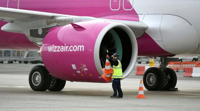 Kényszerleszállást hajtott végre egy Wizz Air gép Budapesten