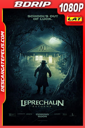 Leprechaun Returns (2018) BDrip 1080p Latino – Ingles