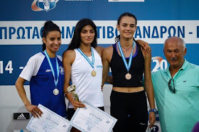 Χρυσό η Ναυπλιώτισσα Κωνσταντίνα Γιαννοπούλου στο Βαλκανικό Πρωτάθλημα στη Στάρα Ζαγόρα