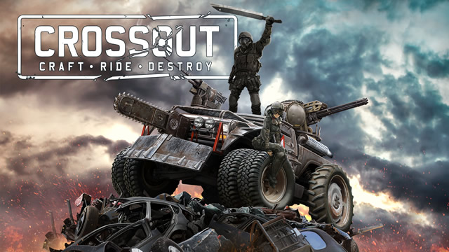 crossout Best free games