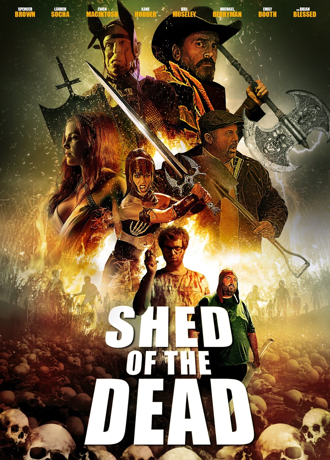 2019 Zombie Filme