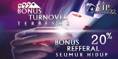 Uang Asli ketika ini sepertinya kian marak peminatnya Info Cara Melihat Kartu Lawan di Poker Domino Onlie VipMandiriQQ