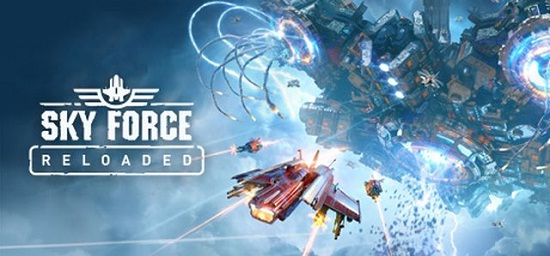 Free Download Sky Force Reloaded PC Game