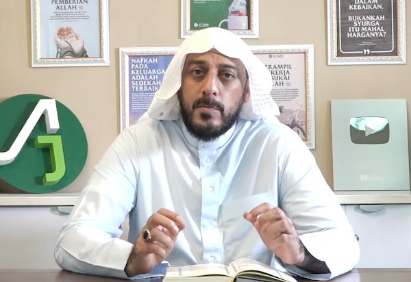 Syekh Ali Jaber: Umat Islam Jangan mau Diadu Domba