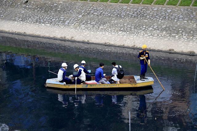 Chuyên gia Nhật: Sở TN-MT TP.HCM chưa hiểu công nghệ làm sạch sông Tô Lịch