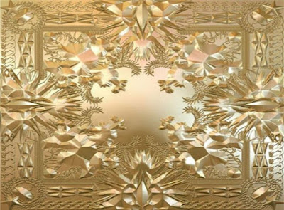 WHO DID KANYE COLLABORATE WITH ON THE ALBUM WATCH THE THRONE?