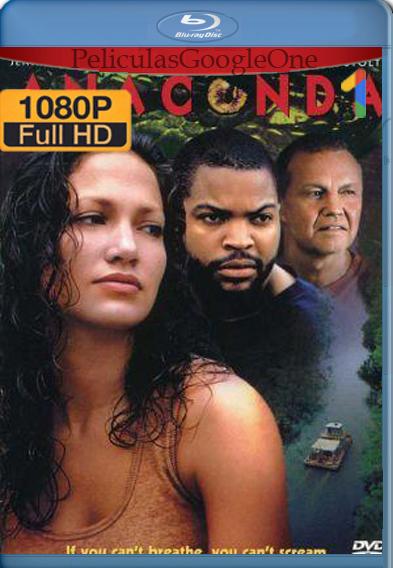 Anaconda 1 [1997] [1080p BRrip] [Latino-Inglés] – StationTv