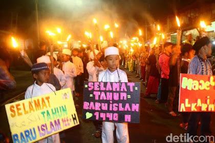 Peringati Tahun Baru Islam, DKI Gelar Jakarta Muharram Festival