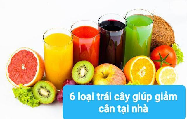 6 loại trái cây giúp bạn giảm cân tại nhà