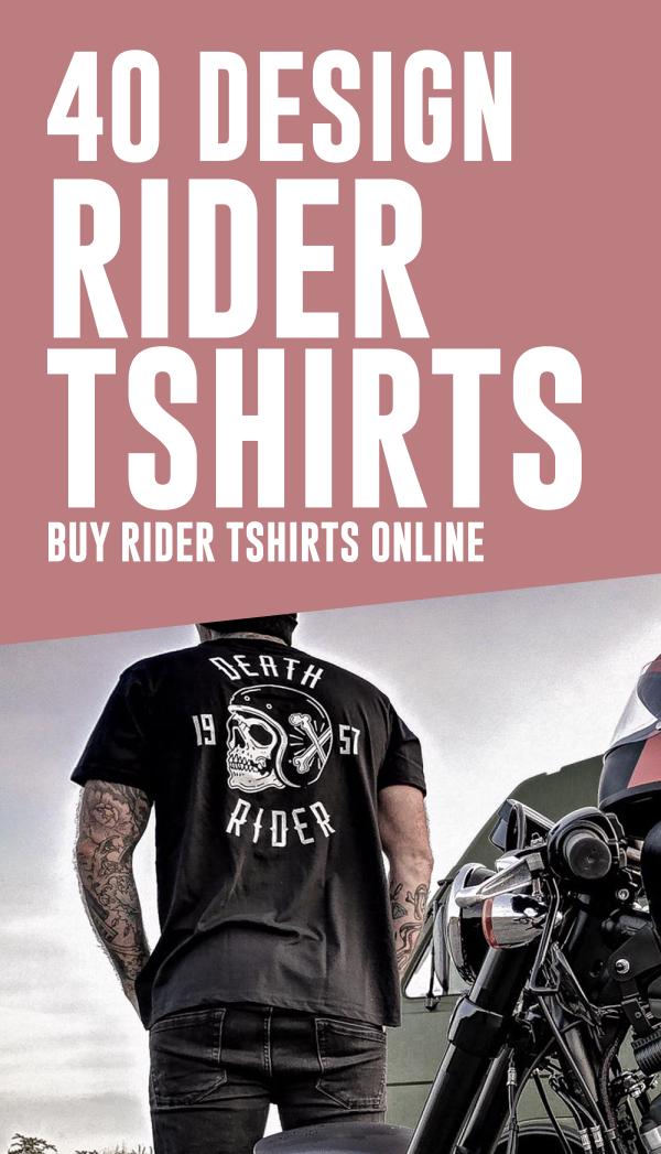 40 Desain Kaos Rider - Buy Rider Tshirts online