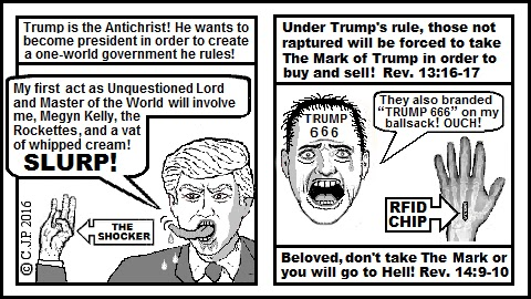 666 cartoon comic chick tract