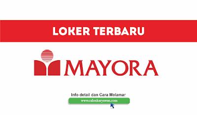 Lowongan Kerja PT Mayora Indah Mayora Group
