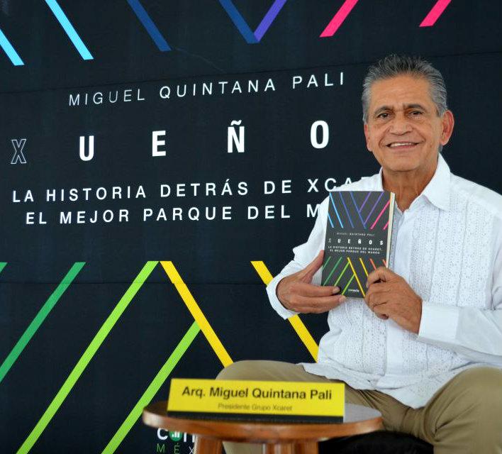 XUEÑOS LIBRO BIOGRÁFICO XCARET MIGUEL QUINTANA 1