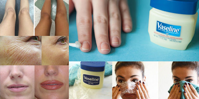 Unbelievable 50 Ways To Use Vaseline In Less Than 2 Minutes!