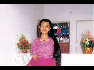 Radhika Pandit Childhood
