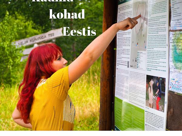 Kaunid kohad Eestis, mida sel sügisel külastada