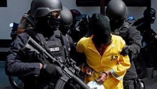Ken Setiawan: Densus 88 Tangkap 4 Terduga Teroris di Lampung