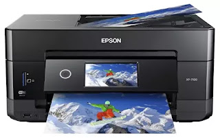 Epson XP 7100 Driver Downloads