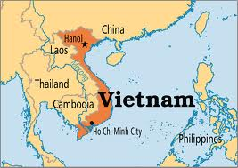 Sailing the Mekong Vietnam Feb 17-19 2015