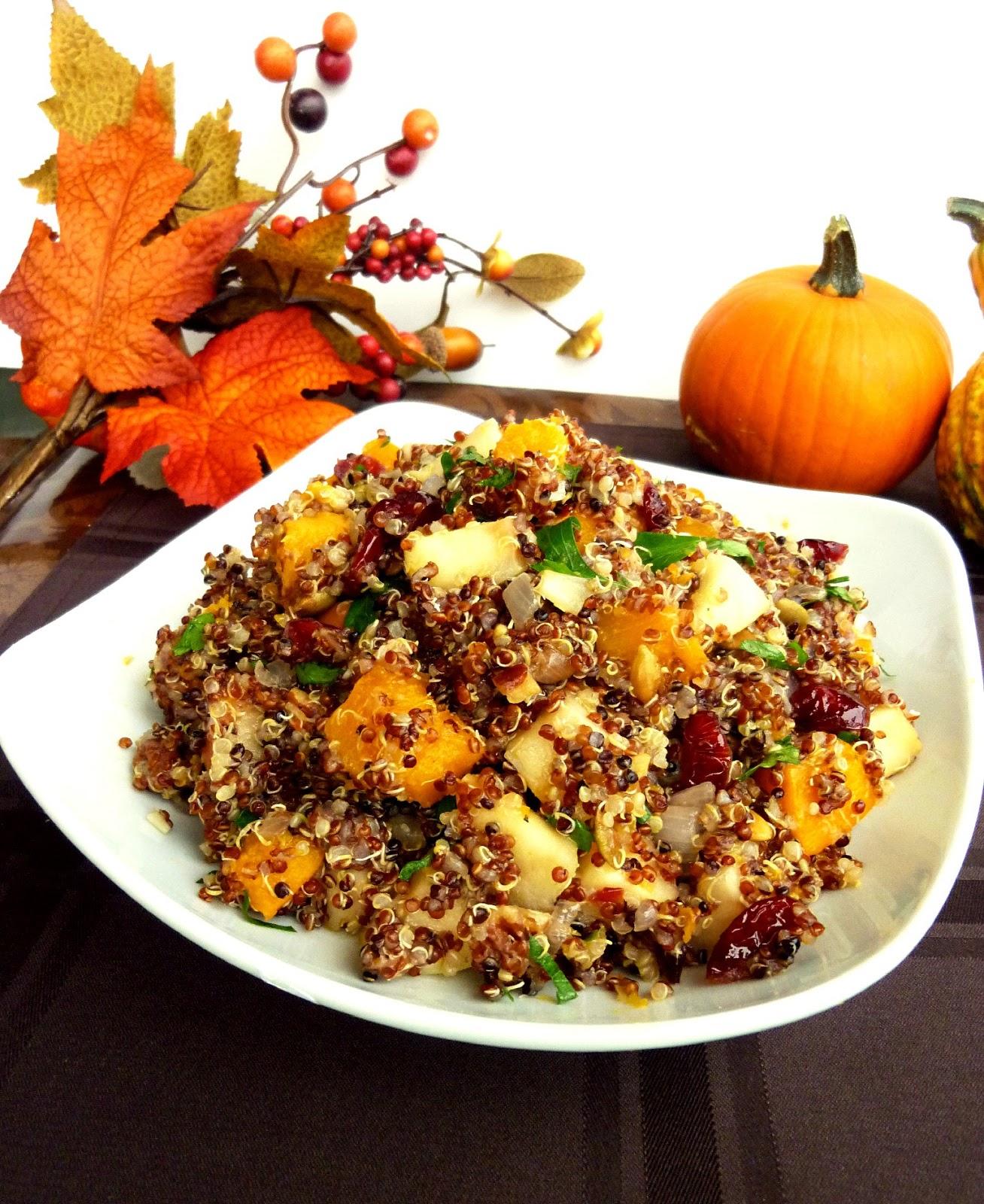 Vanilla & Spice: Recipes For A Vegetarian Thanksgiving