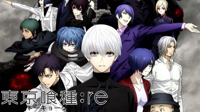 Tokyo Ghoul: re 2 Episódio 12 Final