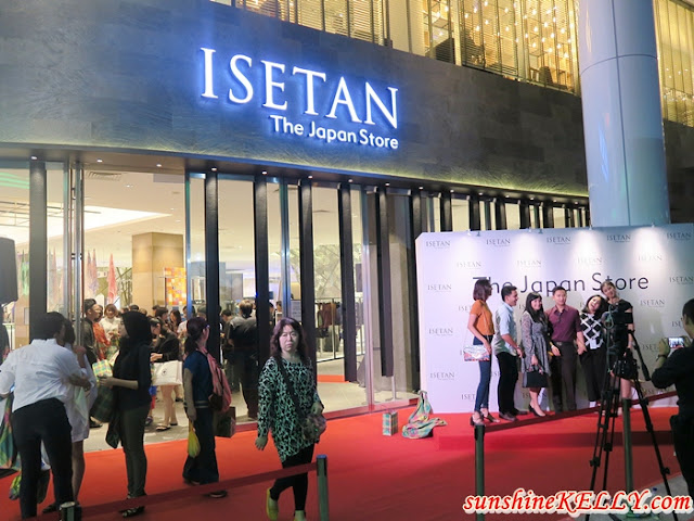 ISETAN The Japan Store, Kuala Lumpur