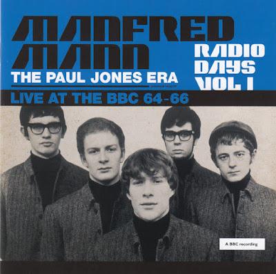 Paul jones manfred mann tour dates