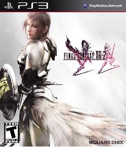 FINAL FANTASY XIII 2 PS3 TORRENT