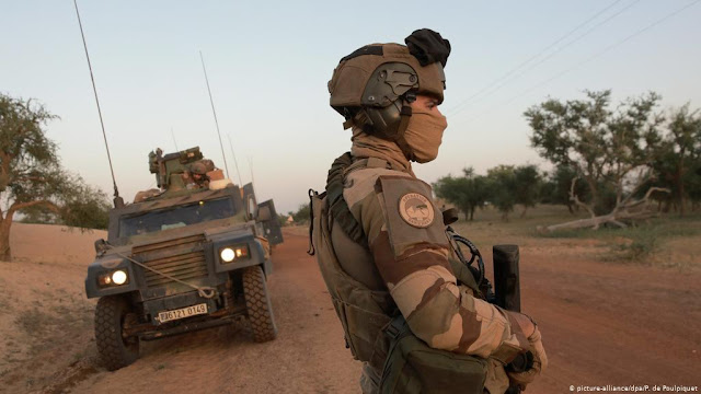 Al-Qaeda-linked gang claims it was behind the killing of French soldiers in Mali