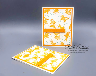 Make a Splash stamp set Rick Adkins