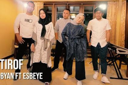 Lirik Lagu Sabyan Feat Esbeye - I'tirof