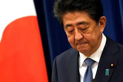 Shinzo Abe primeiro-ministro do Japão
