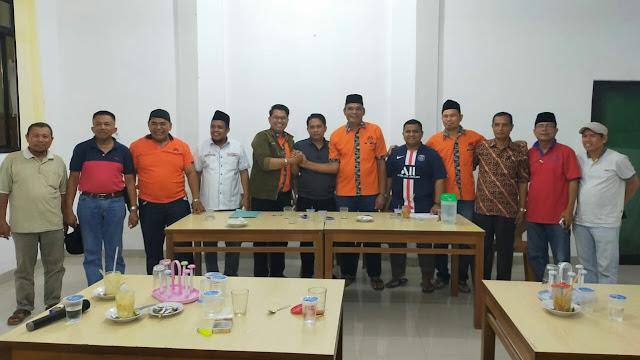 Foto usai Rapat Pembentukan Panitia Mubes FKAN Pauh IX