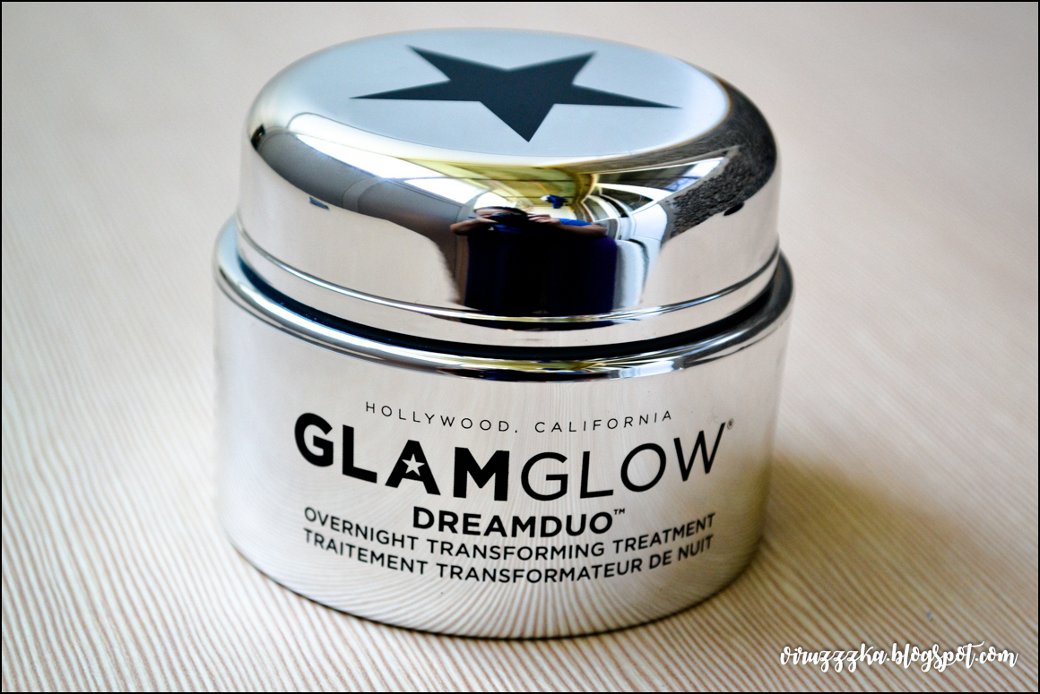 Glamglow DREAMDUO™ Overnight Transforming Treatment | Review