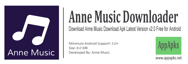 Anne Music Downloader Apk