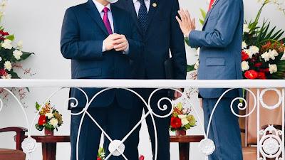 Presiden Jokowi Lakukan Pertemuan Bilateral dengan PM Vietnam di Istana Bogor