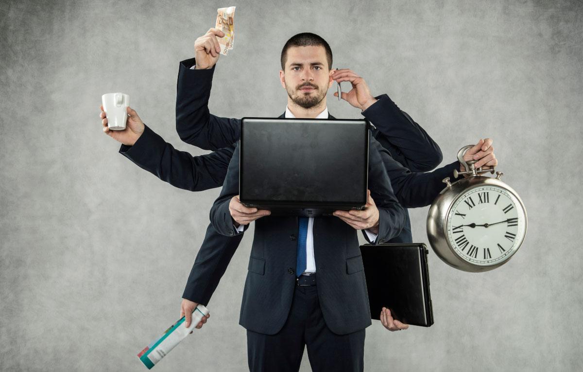4 dicas imbatíveis para ser mais produtivo no trabalho
