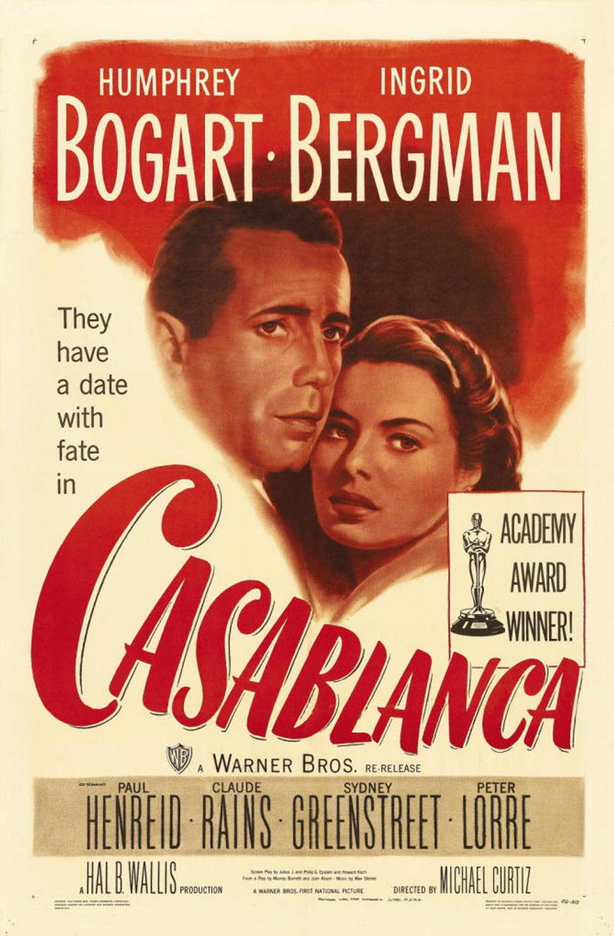 movie review quotcasablancaquot 1942 lolo loves films