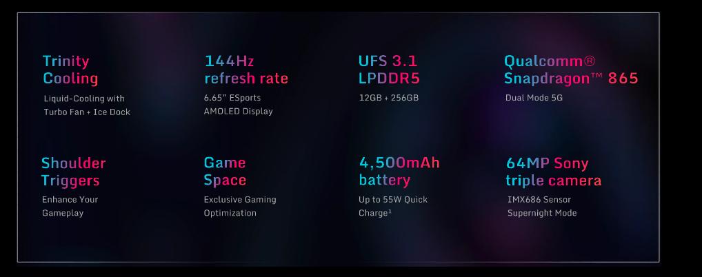هاتف Red Magic 5S متاح الآن للشراء بشكل رسمي