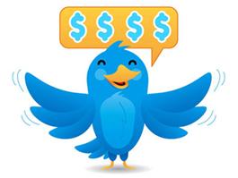 Mais cliques no Twitter = Dinheiro