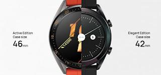 ساعة هواوي الجديدة الرياضية Active و الكلاسيكية Elegant  و مميزاتهما