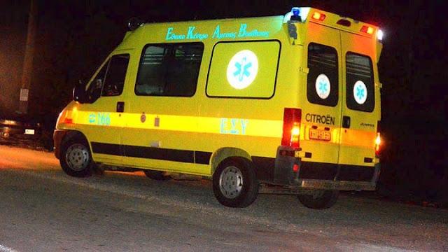 Τραγωδία στη Δήμαινα: Νεκρός 15χρονος σε τροχαίο με μηχανάκι