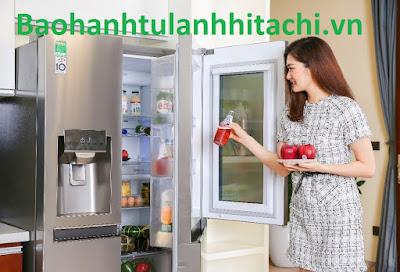 #9 Bảo Hành Tủ Lạnh Hitachi Tại 243 Cầu Giấy - Hà Nội