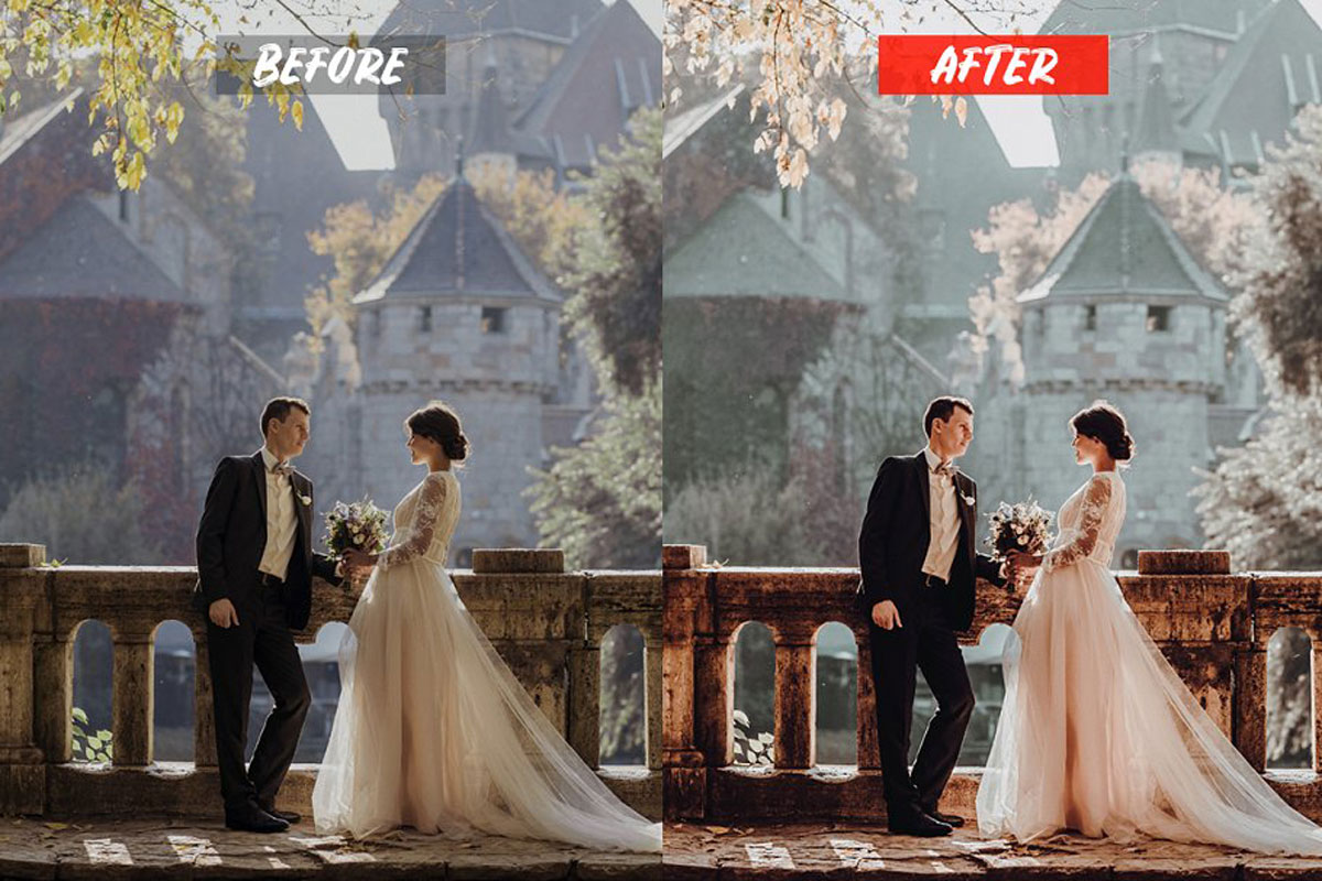 Wedding Lightroom Presets 521556