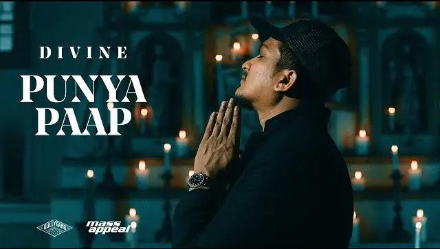 Divine - Punya Paap Lyrics In Hindi