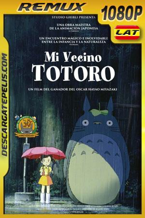 Mi vecino Totoro (1988) 1080p BDRemux Latino – Ingles