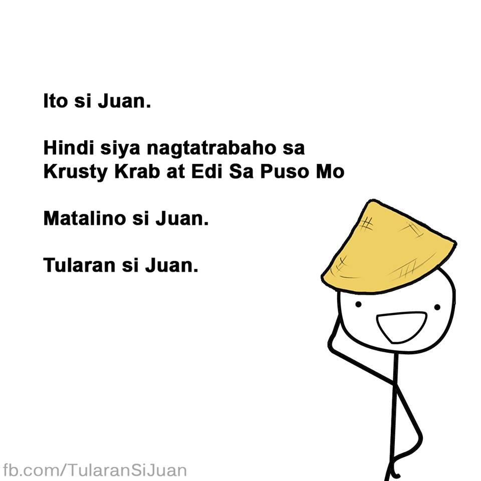 Tularan si Juan meme 5