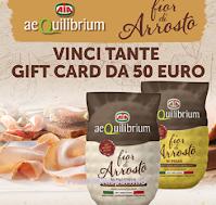 """Concorso AIA """"Vinci con Fior di Arrosto Aequilibrium"""" : vinci Card Bennet da 50€"""